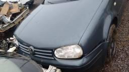 Volkswagen Golf 1.6 sr gasolina 2001