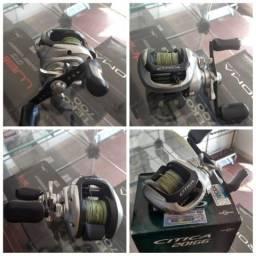 Carretilha Shimano Citica 201 G6