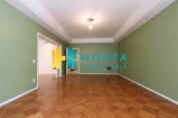 Apartamento à venda com 3 dormitórios em Copacabana, Rio de janeiro cod:CPAP31085