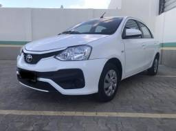 Etios Sedan 1.5 XS 2017/2018 Automático - 2018