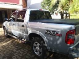 S10 Executive prata 4x4 Diesel - 2009