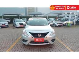 Nissan Versa 1.0 12v flex s 4p manual - 2018