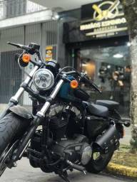 Sportster Forty Eight - 12 mil km - 2015