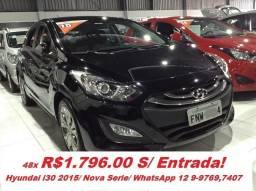 Hyundai I30 Automatico/ Nova Serie! - 2015