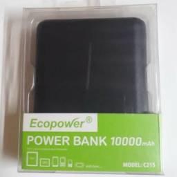 Carregador Portatil Para Celular Ecopower Powerbank 10000mah