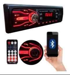 Autoradio completo com bluetooth usb sd entrega grátis