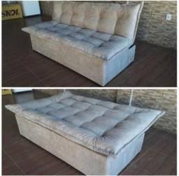 Sofá cama novo Direto do fabricante