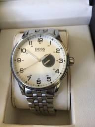Vendo relógio hugo boss