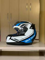 Capacete ProTork G7 Red Nose