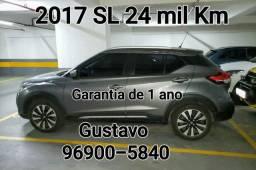 SL 2017 Único dono 24 mil Km Garantia de 1 ano
