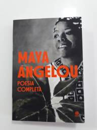 Livro novo Maya Angelou Poesia Completa