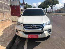 Toyota sw4 7 lugares km14500 ano 2018/19 único dono aceito troca