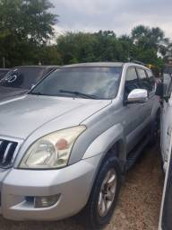 Land Cruiser Prado à diesel