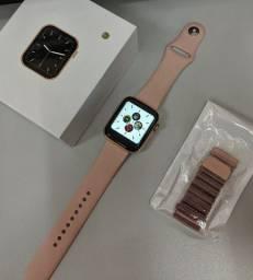 Smartwatch W35 chamadas, troca pulseira em bom estado!!!
