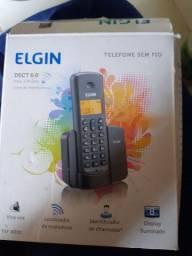 Telefone sem fio 3 meses de uso