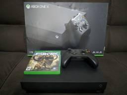 Xbox One X 1Tb + 01 jogo Far Cry Primal