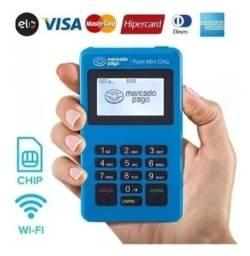 Maquininha Mercado pago não precisa de celular