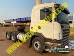 Scania g 420 2011 6x4 manual