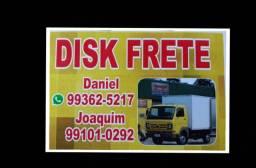Fretes fretes fretes fretes fretes todas as zonas de Manaus caminhão baú