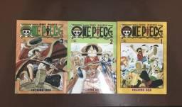 Mangás One Piece, usado comprar usado  Mauá