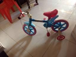Bicicletinha infantil