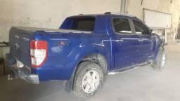 Ford Ranger 3.2 2013 Batida Não é Leilão Documento Em Dia Particular