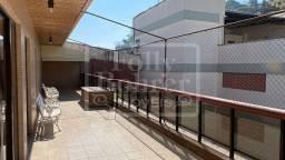 Cobertura linear com 4 quartos na avenida Alberto Braune