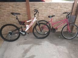 Duas bicicletas houston