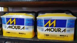 Moura 60Ah promoção de bateria