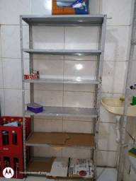 Vendo freezer estante e pratileita
