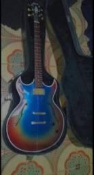 Vendo guitarra Schaller Americana semi acústica