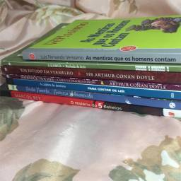 Livros Jovem Adulto