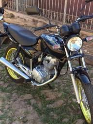 Titan 125 2002 moto relíquia