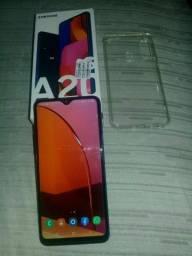 Samsung a20 32gb aceito propostas