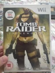 Tomb Raider: Underworld Nintendo Wii Muito Novo