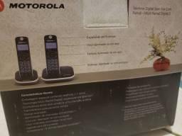 Aparelho telefone sem fio Motorola