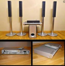 Sony DAV-DZ720 Multi-System DVD Home Theater System