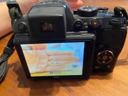 Nikon Coolpix P100 com case original
