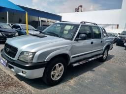 GM S10 executive 4x4 2007/2008 cd diesel
