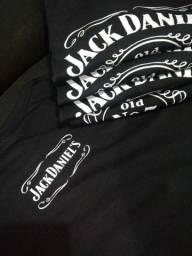 Jack Daniels camisetas últimas unidades de estoque