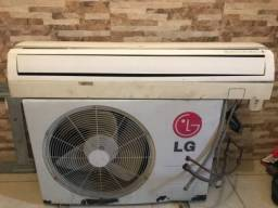 Ar condicionado LG 24 m btu