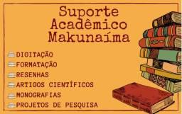 Suporte para Trabalhos Acadêmicos