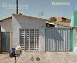 Casa com área total de 150m² em Mineiros do Tietê/SP