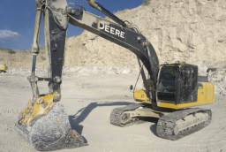 Escavadeira 210G LC John Deere 18