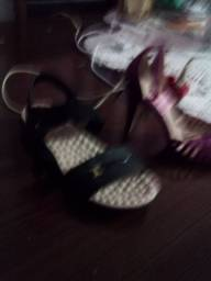 Sandalias conforto,belissima