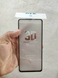 Película 3D Redmi Note 9, Note 9S, Note 9 PRO