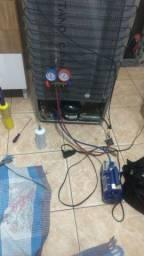 Consertos de Maquinas de Lavar e Geladeiras