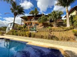 Casa de condomínio à venda com 4 dormitórios em Nogueira, Petrópolis cod:774