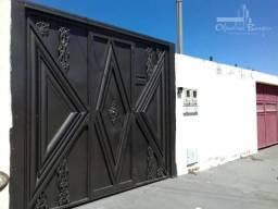 Casa com 2 dormitórios para alugar, 90 m² por R$ 900,00/mês - Setor Sul Jamil Miguel - Aná