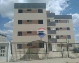 Apartamento com 2 quartos á venda, 55,50m² por R$ 140.000,00 - Francisco Simão dos Santos
